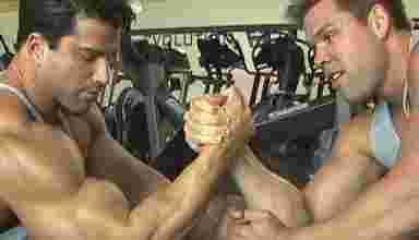 siłowanie na rękę